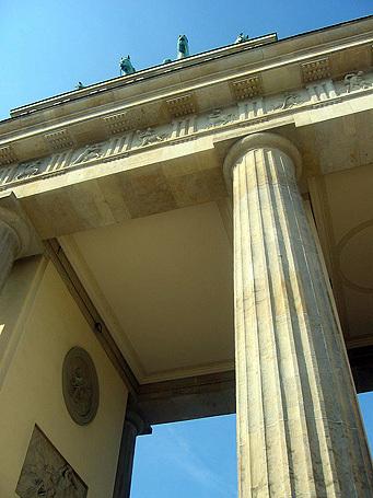 Berlin inner city