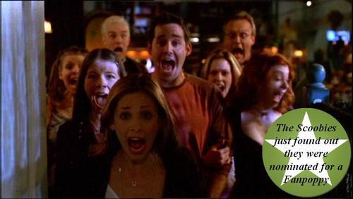 Best Spot TV Nominee: Buffy