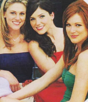Bevin, Brooke, Rachel