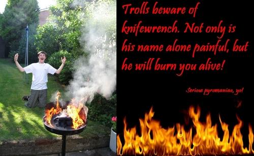 Beware of Knifewrench!