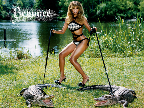 Beyonce achtergrond