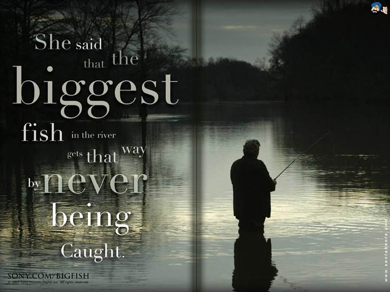 Tim burton images big fish wallpaper photos 169584 for Pictures of big fish