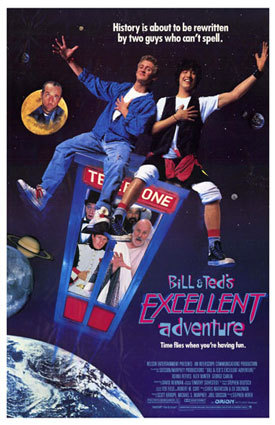 Bill & Ted's Excellent...