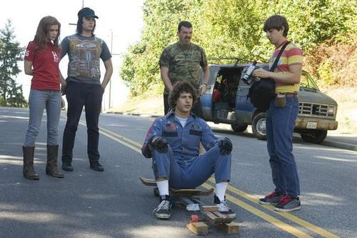 Bill Hader 壁纸 entitled Bill Hader in Hot Rod