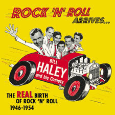 Rock'n'Roll Remembered 壁纸 entitled Bill Haley & Comets