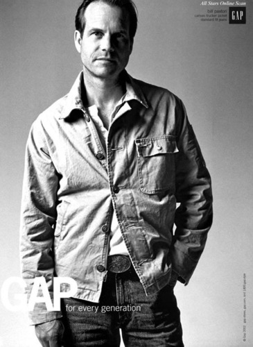 Bill Paxton - gap Photo