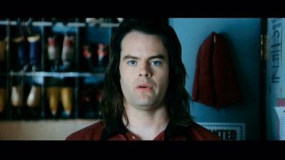 Bill Hader karatasi la kupamba ukuta titled Bill in Hot Rod