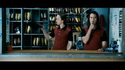 Bill Hader karatasi la kupamba ukuta called Bill in Hot Rod