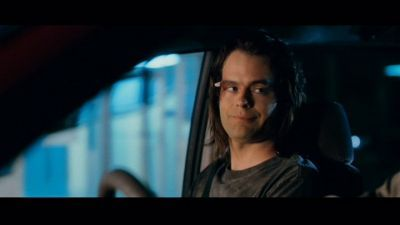 Bill Hader Обои titled Bill in Hot Rod