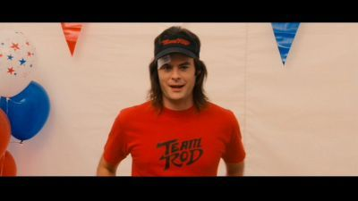 Bill Hader fondo de pantalla entitled Bill in Hot Rod