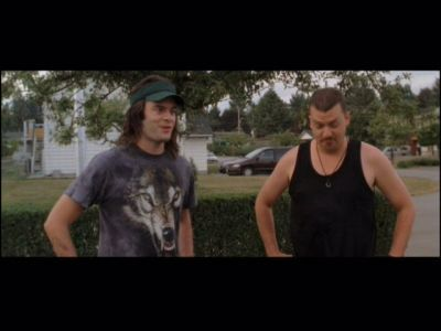 Bill Hader hình nền titled Bill in Hot Rod