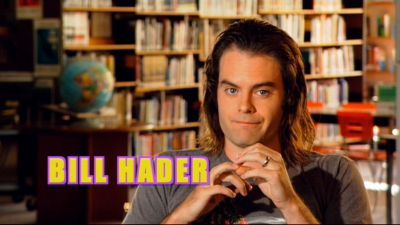 Bill Hader fondo de pantalla titled Bill in Hot Rod