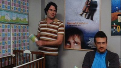 Bill Hader দেওয়ালপত্র entitled Bill in Knocked Up