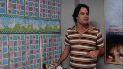 Bill Hader wolpeyper titled Bill in Knocked Up