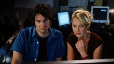 Bill Hader वॉलपेपर titled Bill in Knocked Up