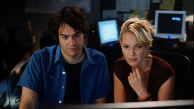 Bill Hader Обои called Bill in Knocked Up
