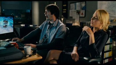 Bill in Knocked Up