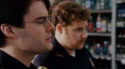 Bill Hader Hintergrund entitled Bill in Superbad