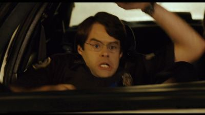 Bill Hader achtergrond titled Bill in Superbad