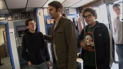 Bill Hader kertas dinding titled Bill in Superbad