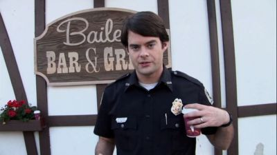Bill Hader achtergrond called Bill in Superbad