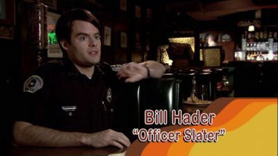 Bill Hader karatasi la kupamba ukuta called Bill in Superbad