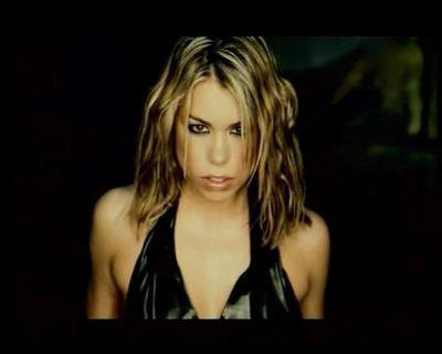 Billie in Music Video