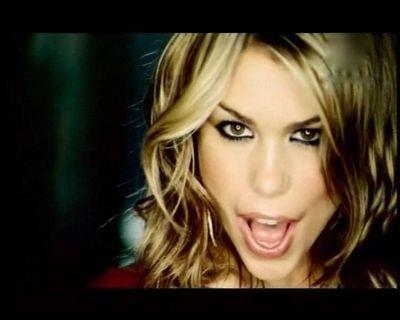 Billie in muziek Video