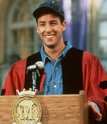 Adam Sandler wallpaper entitled Billy Madison