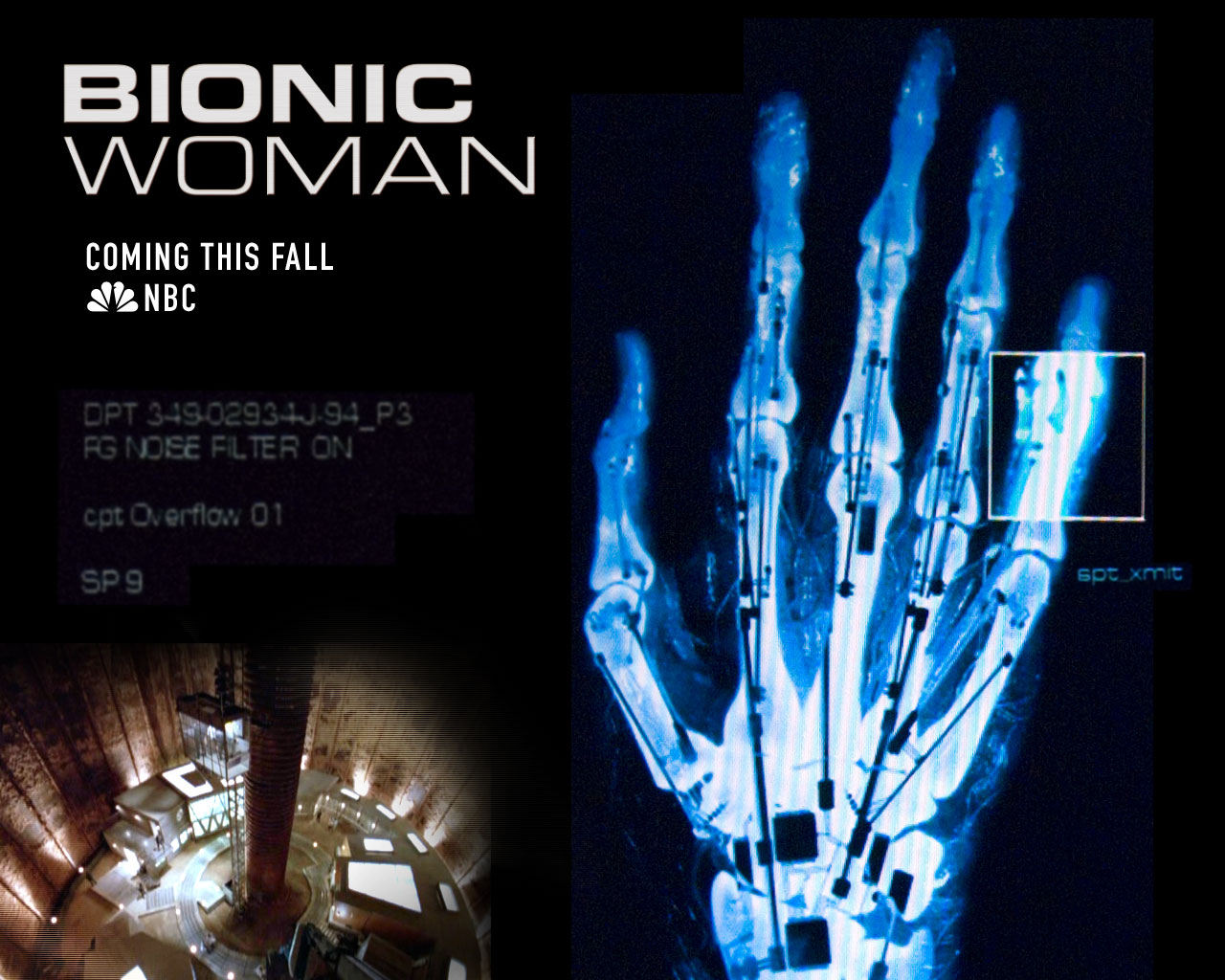 Bionic Woman - Bionic Woman Wallpaper (106868) - Fanpop