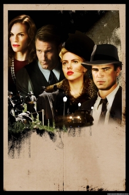 cine fondo de pantalla called Black Dahlia