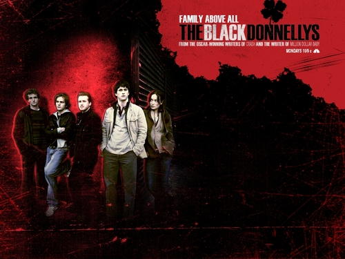Black Donnellys wallpaper
