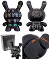 Black Secret Oki-ni Dunny - vinyl-toys photo