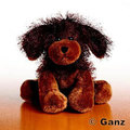 Black and Brown Puppy Webkinz