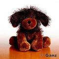 Black and Brown Puppy Webkinz
