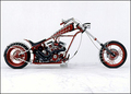 Black widow bike - orange-county-choppers photo