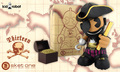 Blackbeard Sket One - vinyl-toys photo