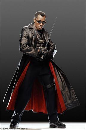 Blade : Wesley Snipes
