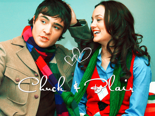 Blair & Chuck - blair-and-chuck Wallpaper