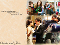 Chuck/Blair - blair-and-chuck wallpaper
