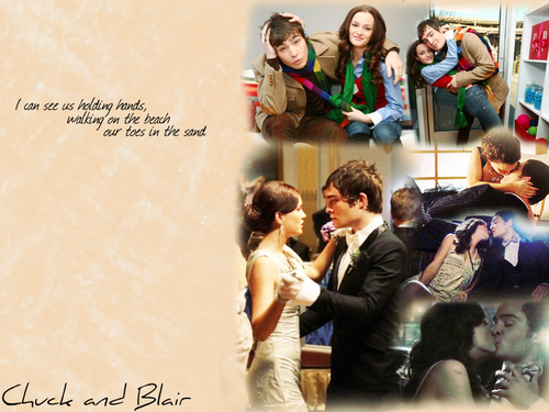 Blair & Chuck images Chuck/Blair HD wallpaper and background photos