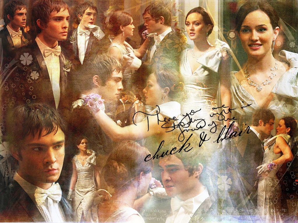 Blair Chuck wallpaper ...