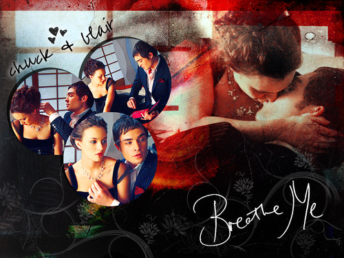 Blair & Chuck wallpaper entitled Blair/Chuck wallpaper