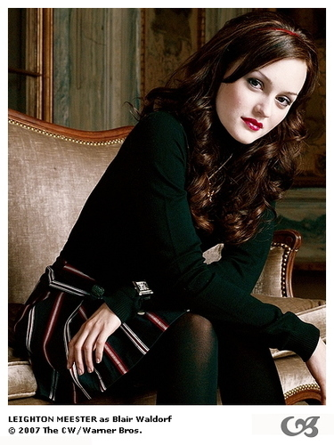 Gossip Girl wallpaper entitled Blair Waldorf