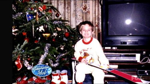 Blake on Christmas