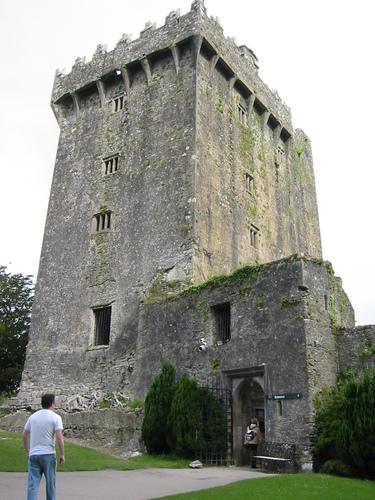 Blarney istana, castle