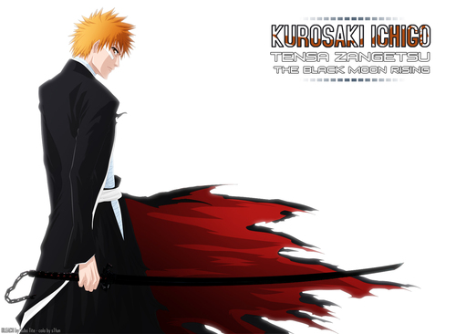 Bleach animê - pix