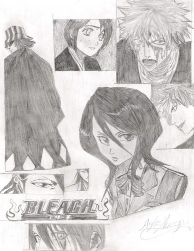 Bleach sketch