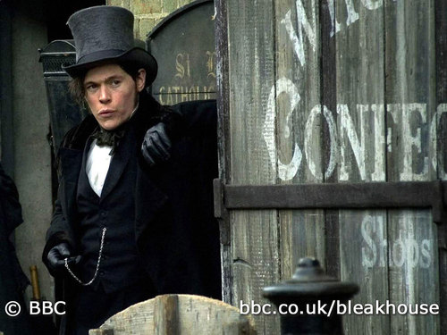 Book to Screen Adaptations wallpaper called Bleak House