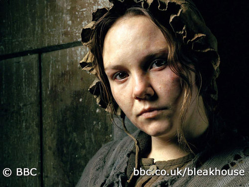 Book to Screen Adaptations fond d'écran entitled Bleak House